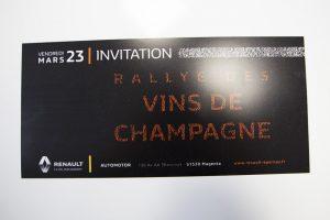 flyers impression renault automobile communication