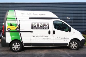 marquage utilitaire marne manutention service covering