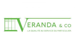 conception graphique refonte logo charte graphique identité visuelle veranda & co design communication publicité