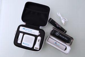 objet publicitaire goodies électronique batterie externe powerchargeur impression communication publicité